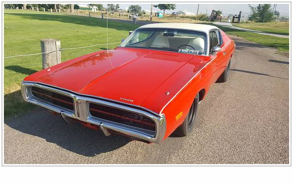 SOLD SOLD SOLD .... Any Vehicle Anywhere............1972 Dodge Charger