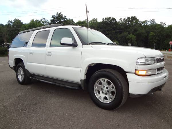 2003 CHEVROLET SUBURBAN LT Z71 LEATHER ROOF DVD FULLY LOADED! 03 CHEVY