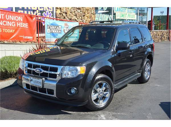 2011 Ford Escape SUV Limited Sport Utility 4D