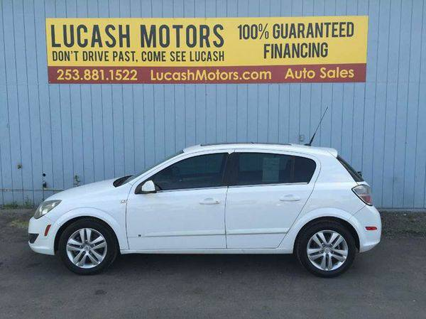 2008 *Saturn* *Astra* XR 4dr Hatchback -Guaranteed Financing!!