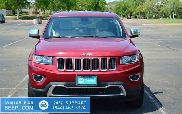 2014 Jeep Grand Cherokee 4WD 4dr - 20k miles