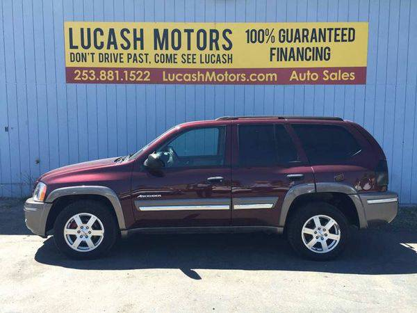 2007 *Isuzu* *Ascender* S 4dr SUV 4WD -Guaranteed Financing!!