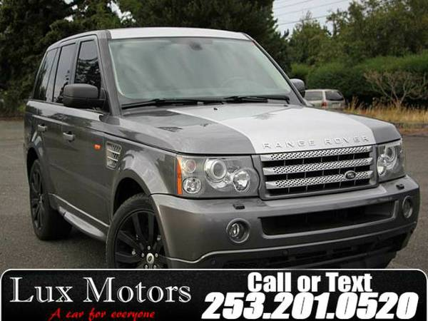 2006 Land Rover Range Rover Sport Supercharged 4dr SUV 4WD SUV