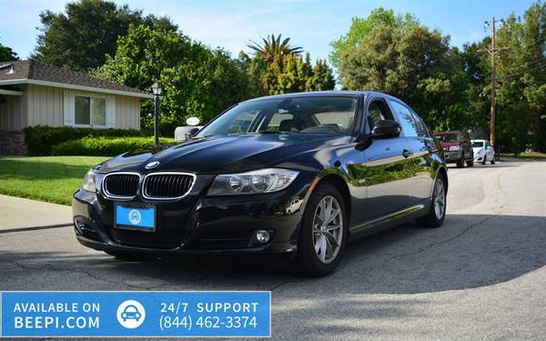2010 BMW 3 Series 4dr Sedan RWD - 38k miles