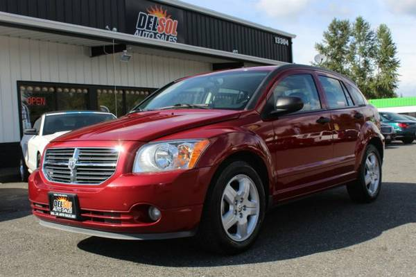 2008 Dodge Caliber SXT 1 Owner locally Owned Great commuter