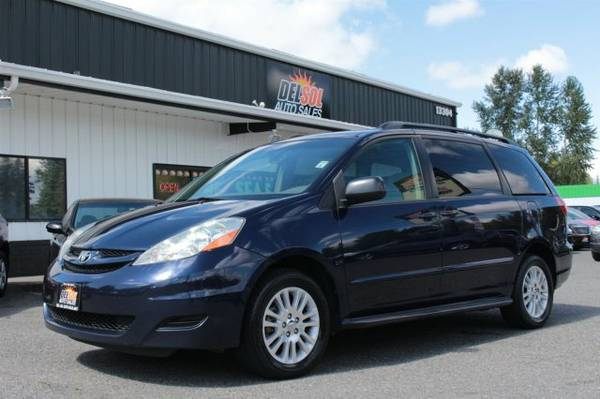 2007 Toyota Sienna 7-Passenger LE AWD Fully Equipped!! EZ Financing
