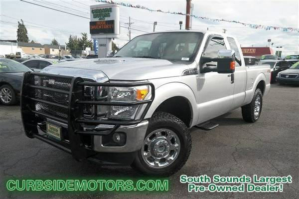 2013 Ford F-250SD