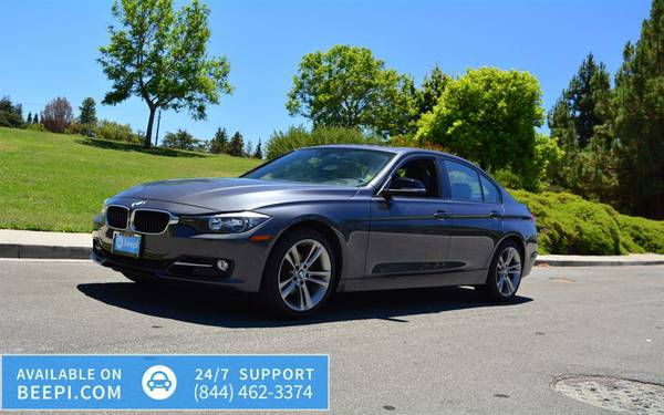 2013 BMW 3 Series 4dr Sedan AWD - 52k miles