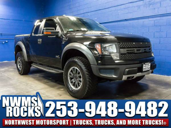 2010 *Ford F150* SVT Raptor 4x4 - Clean Carfax History! 2010 Ford...