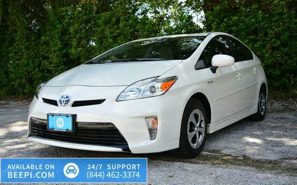 2014 Toyota Prius 5dr Hatchback(Natl) - 12k miles