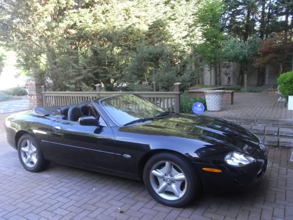 1998 Jaguar XK8 Convertible *59,000 original Miles*Black/Black