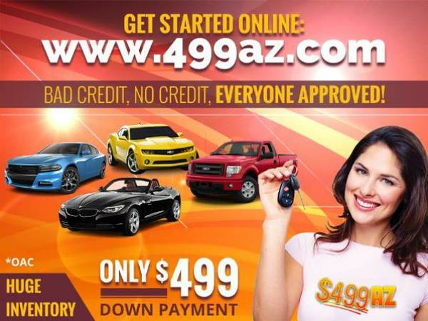 Better Than Buy Here Pay Here - Bad Credit Approved - Low Down Dealer
