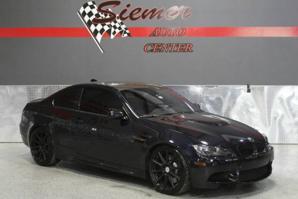 2008 BMW M3*OWN THIS LUXURY CAR TODAY, WE FINANCE, WE WANT YOUR TRADE!