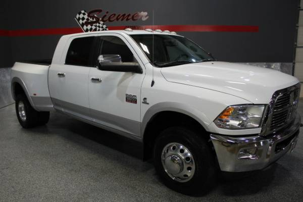 2012 RAM 3500*ALLOY WHEELS, BLUE TOOTH, HEATED SEATS, CALL TODAY*