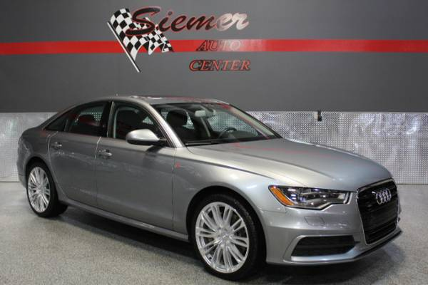 2012 Audi A6*WE WANT YOUR TRADE, WE FINANCE, CALL US
