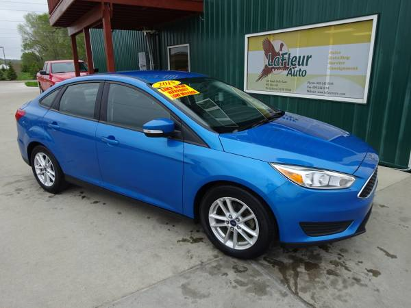 2015 FORD FOCUS Low Miles, Factory Warranty, Like Brand New!!!