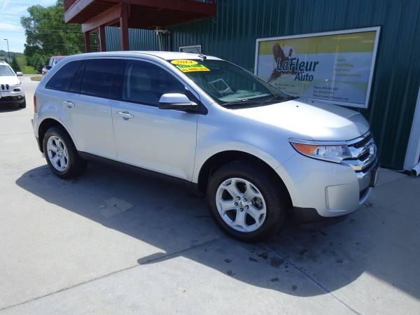 2014 FORD EDGE Super Clean, All Wheel Drive, Low Miles, Like New!!!