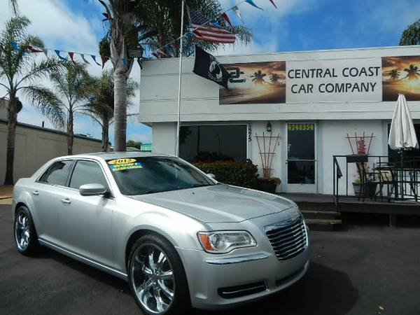2012 CHRYSLER 300 BRAND NEW WHEELS & TIRES SUPER CLEAN!!!