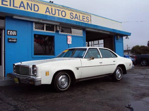1977 Chevy Malibu