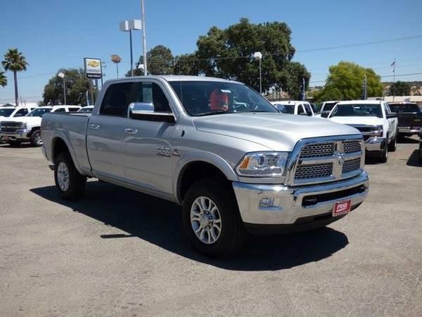 2015 *Dodge Ram 2500* Laramie - Silver