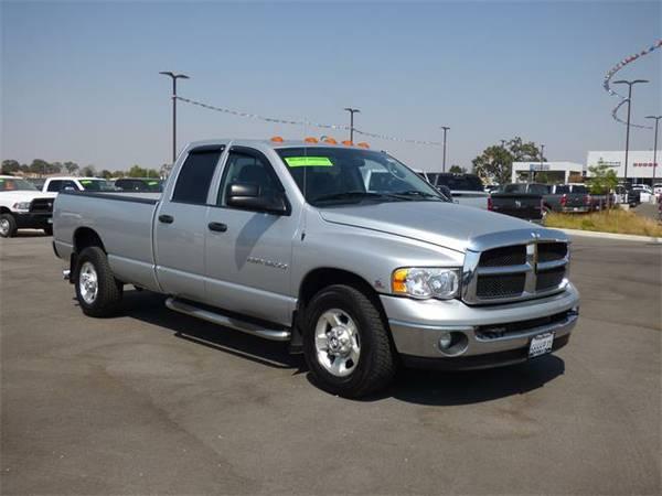 2004 *Dodge Ram 3500* - Bright Silver