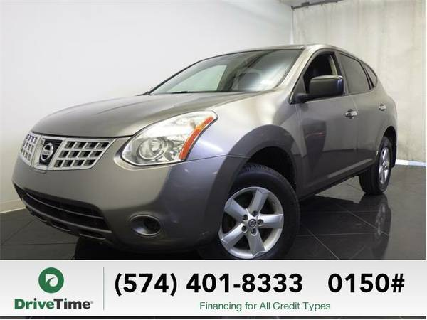2010 *Nissan Rogue* - LOW DOWN-PAYMENT