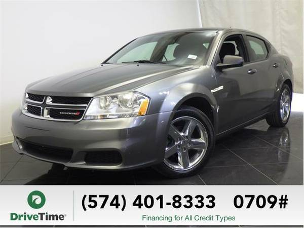 2013 *Dodge Avenger* - LOW DOWN-PAYMENT