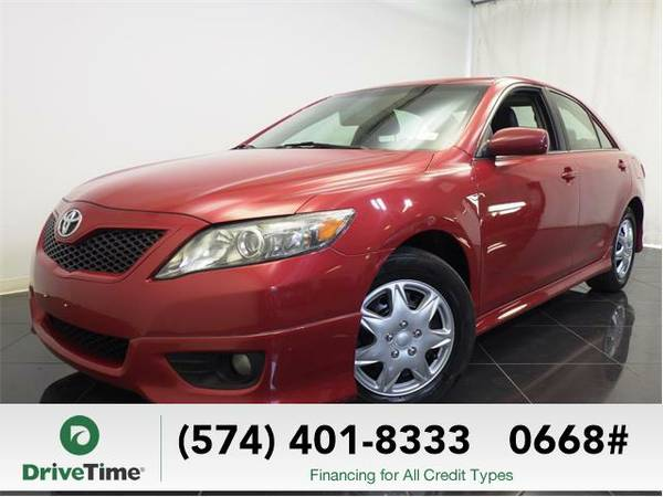 2010 *Toyota Camry* - LOW DOWN-PAYMENT