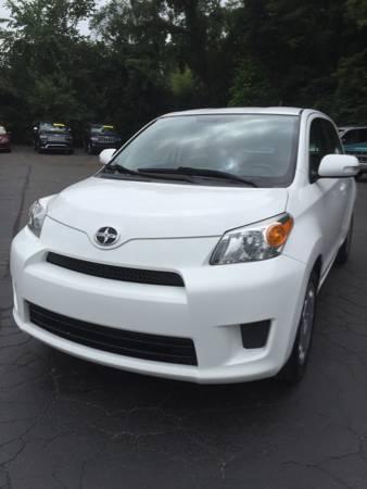 2009 Toyota Scion XD
