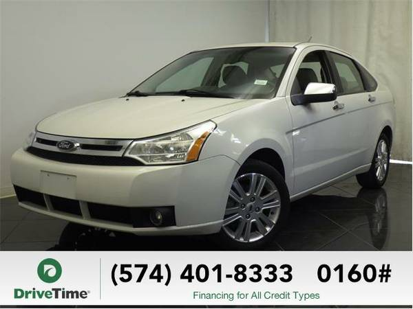 2010 *Ford Focus* - LOW DOWN-PAYMENT