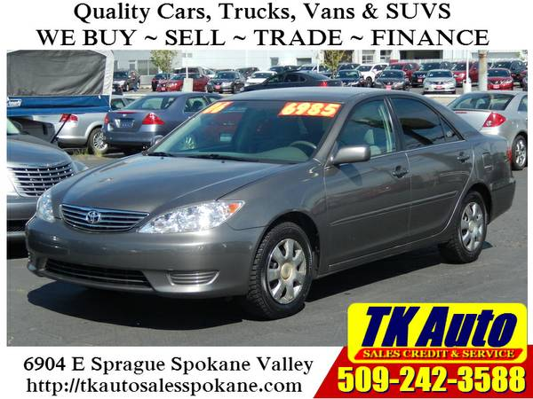 2006 Toyota Camry LE #3800 ✪ Credit Union Financing!