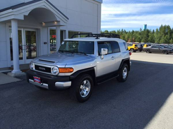 2008 Toyota FJ Cruiser - ASK ABOUT EASY FINANCE!