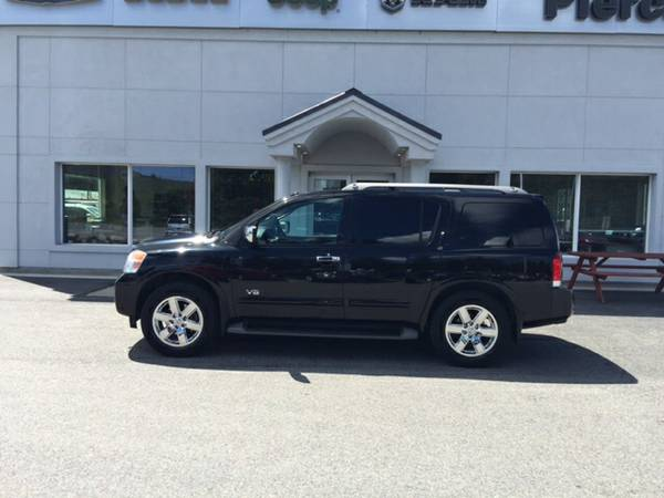 2009 Nissan Armada - ASK ABOUT EASY FINANCE!