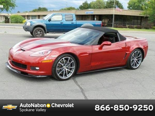 2013 Chevrolet Corvette 427 1SB SKU:D5702200 Convertible