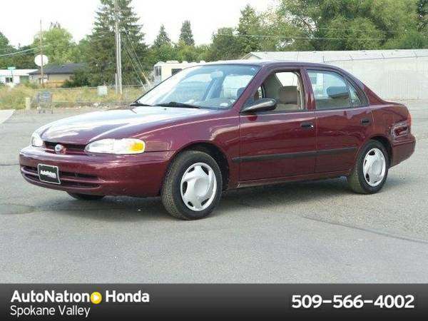 1998 Chevrolet Prizm SKU:WZ423167 Sedan