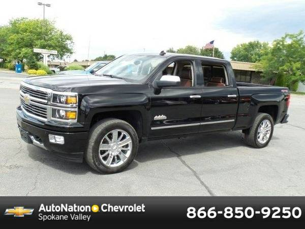 2014 Chevrolet Silverado 1500 High Country SKU:EG418325 Crew Cab