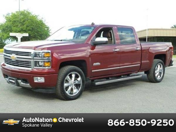 2014 Chevrolet Silverado 1500 High Country SKU:EG289709 Crew Cab