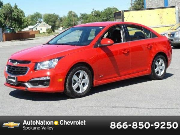 2015 Chevrolet Cruze LT SKU:F7118236 Sedan