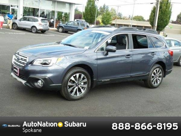 2016 Subaru Outback 3.6R Limited SKU:G3337017 Subaru Outback 3.6R Limi