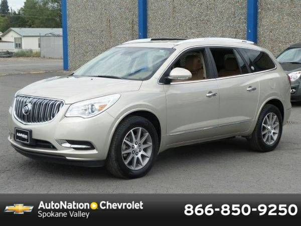 2015 Buick Enclave Leather SKU:FJ325121 SUV