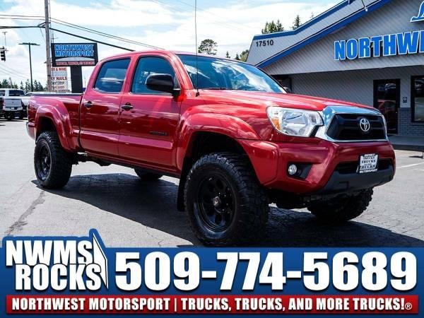 2012 *Toyota Tacoma* SR5 4x4 -