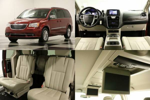 *TOWN & COUNTRY - DVD* 2013 Chrysler *CAMERA - LEATHER*