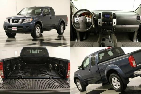*VERY CLEAN FRONTIER 4WD* 2013 Nissan *1 OWNER - LOW MILES*