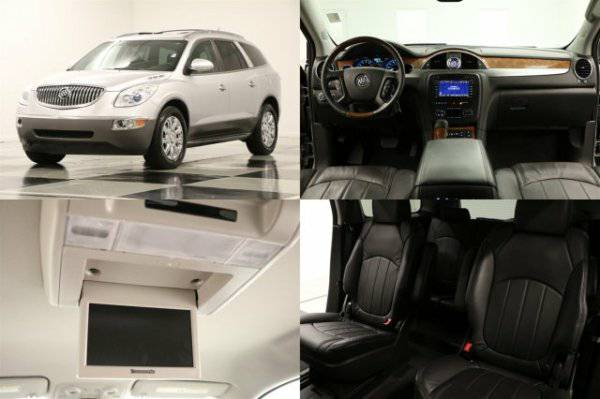 *ENCLAVE w DVD PLAYER* 2012 Buick *HEATED COOLED LEATHER - 7 SEATS*