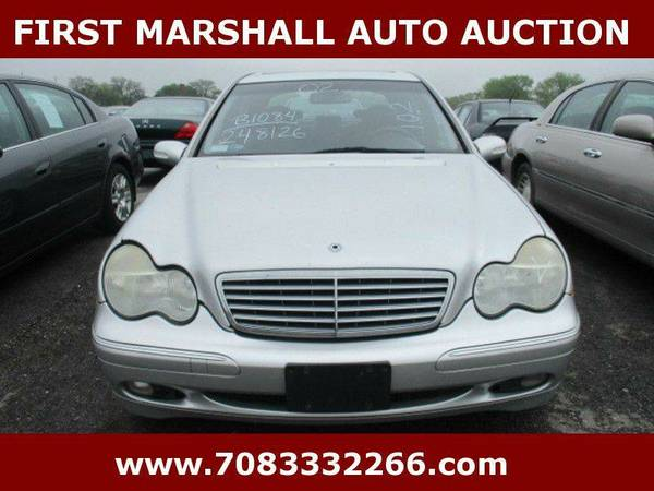 2002 Mercedes-Benz C-Class - First Marshall Auto Auction