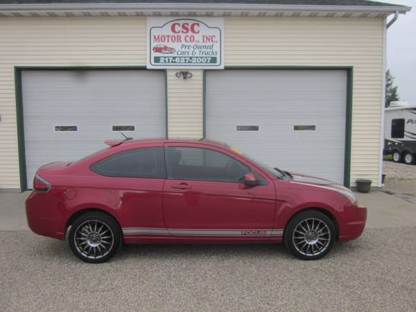 2009 Ford Focus SES 2-Door
