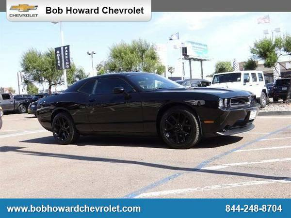 2014 Dodge Challenger - *EASY FINANCING TERMS AVAIL*