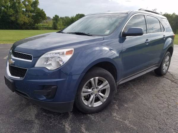 2012 CHEVROLET EQUINOX LT!!! ALL WHEEL DRIVE!!! READY FOR THE STREETS!