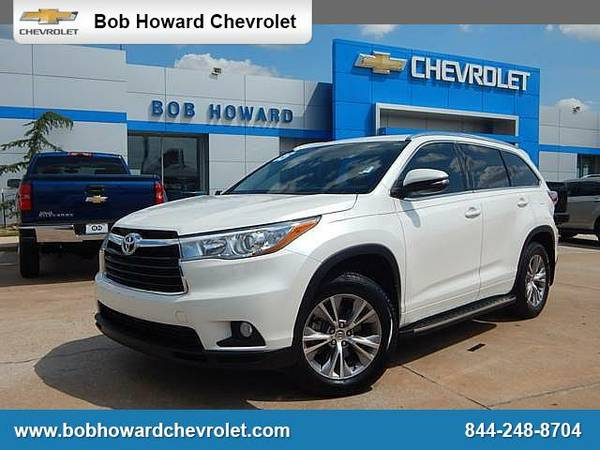 2015 Toyota Highlander - *$0 DOWN PAYMENTS AVAIL*