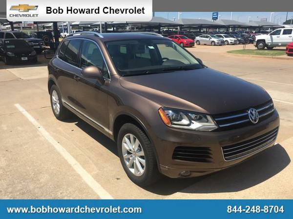 2014 Volkswagen Touareg - *BAD CREDIT? NO PROBLEM!*